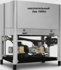WashSystem 2 с накопителем
