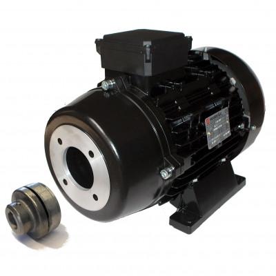 Nicolini Электродвигатель 6.5 кВт с упругой муфтой