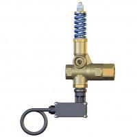 PA Регулировочный клапан Pulsar 4 с микропереключателем