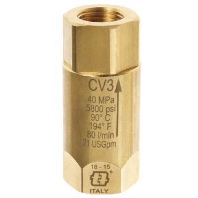 Tecomec Обратный клапан CV3